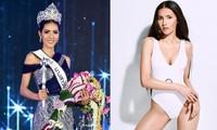 Ngoại hình 'bốc lửa' của người mẫu 27 tuổi đăng quang Hoa hậu Thái Lan 2020