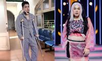 Long Chun xin rút khỏi 'Gương mặt thân quen' vì phát hiện khối u ở xương hàm