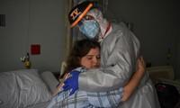 Loạt ảnh ấn tượng về ảnh hưởng của đại dịch COVID-19 bao trùm cả thế giới