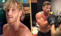 YouTuber thách đấu 'độc cô cầu bại' Floyd Mayweather và Chris Hemsworth