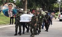 An táng á hậu nghi bị hiếp tập thể, Phó Tổng thống Philippines chỉ trích cảnh sát