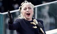 Clip: Lady Gaga hát quốc ca trong lễ nhậm chức của tân Tổng thống Mỹ Joe Biden