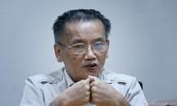 Nguyên Bộ trưởng Bộ Tư pháp Nguyễn Đình Lộc. Ảnh: Vietnamnet