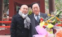 Nhạc sĩ Quốc Trung viết tâm thư tiễn biệt bố - NSND Trung Kiên