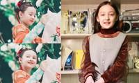 'Tiểu mỹ nhân Tân Cương' 10 tuổi gây bão mạng xã hội Trung Quốc