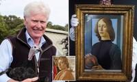 Bức tranh từng bị thanh lý bèo bọt được bán với giá 92 triệu USD