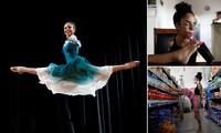 Vũ công ballet không tay 16 tuổi gây 'bão' mạng xã hội