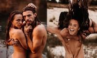 Cặp đôi vũ công đi khắp nơi chụp ảnh khỏa thân