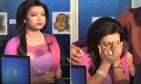 Nữ MC chuyển giới đầu tiên dẫn chương trình tin tức ở Bangladesh