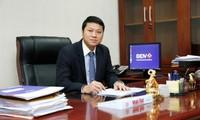 Ông Lê Ngọc Lâm, tân Tổng giám đốc BIDV. Ảnh: BIDV