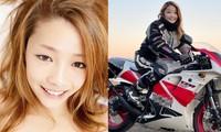 Sốc khi 'nữ thần motor' Nhật Bản lại là người đàn ông trung niên