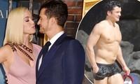 Orlando Bloom tiết lộ 'quan hệ vợ chồng' bị ảnh hưởng sau khi Katy Perry sinh con
