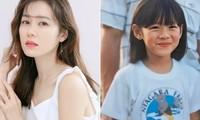 Dân mạng phát sốt với loạt ảnh lúc còn bé của 'chị đẹp' Son Ye Jin