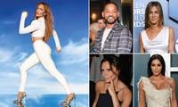Ca sĩ nóng bỏng Jennifer Lopez là ngôi sao tuyệt vời nhất ở độ tuổi trên 40