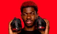 """Giày """"Quỷ Satan"""" do rapper Lil Nas X hợp tác sản xuất với MSCHF."""
