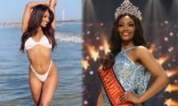 Sắc vóc quyến rũ của chuyên gia làm tóc vừa đăng quang Hoa hậu Bỉ