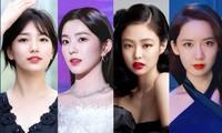 Những sao Hàn có gương mặt được khao khát nhất: Jennie (Black Pink) thứ 2, thứ 1 là ai?