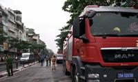 Bốn người tử vong trong vụ cháy cửa hàng đồ dùng mẹ và bé ở Hà Nội