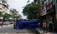 Xác định nguyên nhân vụ cháy trên phố Tôn Đức Thắng làm 4 người tử vong