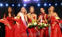 Top 5 Miss Eco International 2020.