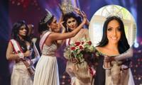 Hoa hậu Quý bà Thế giới 2020 trả vương miện sau khi bị bắt
