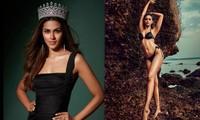 Hoa hậu Ấn Độ mắc COVID-19 trước ngày sang Mỹ thi Miss Universe