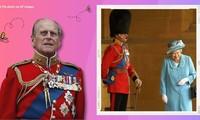 Sự thật đằng sau bức ảnh Hoàng thân Philip mặc trang phục người bảo vệ cung điện