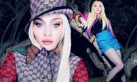 Madonna gây bất ngờ với màn 'hack tuổi' từ U70 thành gái đôi mươi