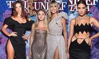Heidi Klum khoe chân thon dài, con gái 17 tuổi 'o ép' vòng một tại sự kiện của Unicef
