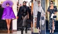 Lady Gaga biến đường phố New York thành sàn catwalk hơn 1 tháng qua