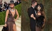 Jennifer Lopez hóa nữ cao bồi 'bốc lửa', cùng tình trẻ trao nụ hôn khẩu trang