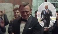 Daniel Craig kìm nén nước mắt chia tay vai diễn điệp viên 007 James Bond