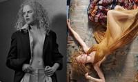 Nicole Kidman để ngực trần trên tạp chí, hiếm hoi chia sẻ về chồng cũ Tom Cruise