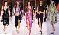 Dua Lipa cùng dàn siêu mẫu Victoria's Secret đọ dáng nóng bỏng trên sàn catwalk