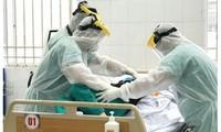 Tin mới về sức khỏe hai bệnh nhân Covid -19 thở máy
