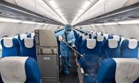 Bộ Y tế thông báo khẩn tìm hành khách trên 4 chuyến bay có ca mắc Covid-19