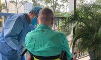 Bệnh nhân phi công đã ngừng toàn bộ kháng sinh, tự thở tốt 48 giờ liên tục