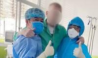 Bệnh nhân phi công phục hồi chức năng toàn diện