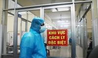 Hai BV lớn ở Hà Nội nói về nguy cơ lây nhiễm của y bác sĩ sau khi BN COVID-19 đến khám