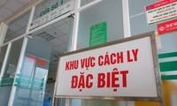 Việt Nam thêm 2 ca mắc mới COVID-19