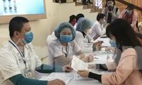 Người tình nguyện đăng ký tiêm thử vắc-xin ngừa COVID-19 do Việt Nam điều chế