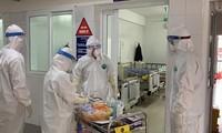 Tối mùng 1 Tết thêm 2 ca mắc COVID-19 tại Hà Nội và Bắc Ninh