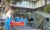 Người đàn ông quốc tịch Nhật Bản thiệt mạng trong khách sạn Somerset West Point dương tính SARS-CoV-2. Ảnh: VTC