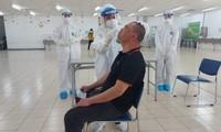 Tối 15/2 thêm 40 ca mắc mới COVID-19 tại Hà Nội và Hải Dương