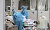 Hai bệnh nhân mắc COVID-19 đang 'rất nguy kịch'