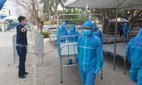 Hơn 20 ngày qua Việt Nam có 737 ca mắc mới COVID-19