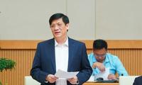 Bộ trưởng Bộ Y tế nói về thời điểm tiêm vắc-xin ngừa COVID-19