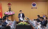 Bộ trưởng Bộ Y tế chủ trì cuộc họp trực tuyến tập huấn tiêm vắc-xin ngừa COVID-19 cho 63 tỉnh thành