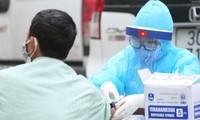 Người phụ nữ ở Cẩm Giàng dương tính SARS-CoV-2 sau 5 lần xét nghiệm