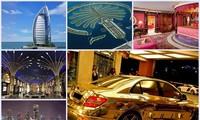"""Choáng ngợp trước độ xa xỉ của """"thành phố vàng"""" Dubai"""